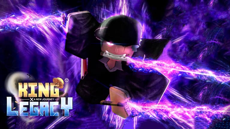Best Anime Games on Roblox King Legacy