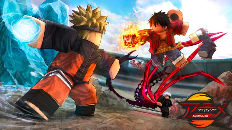 Best Anime Games on RobloxAnime Fighting Simulator