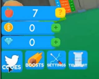 Food magnet simulator codes