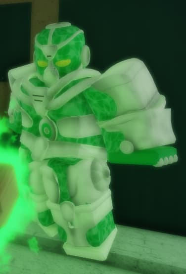 Hierophant Green yba stand