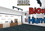 Roblox Blox hunt Codes list