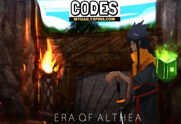 Roblox Era of Althea codes list