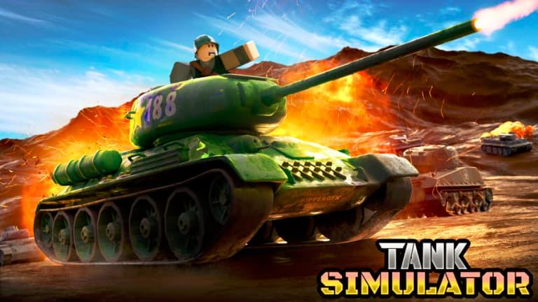 Roblox Tank Simulator Codes
