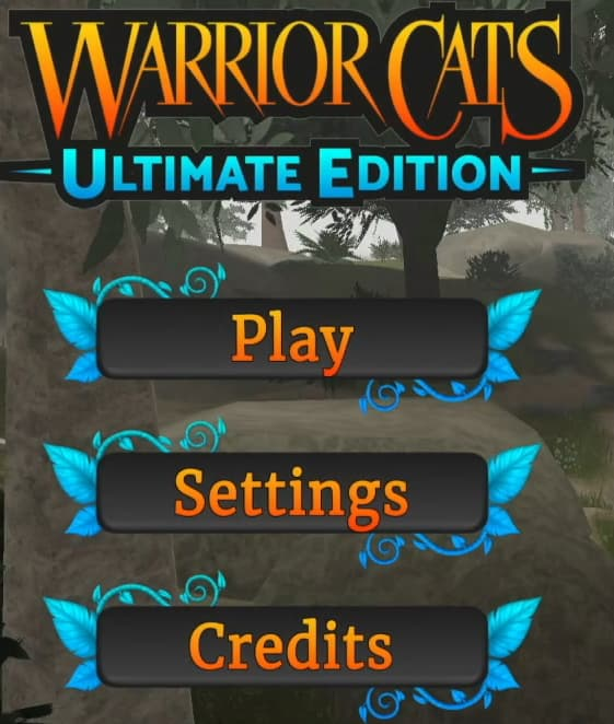 Warrior Cats Ultimate Edition