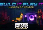 Roblox Mansion Of Wonder Codes list