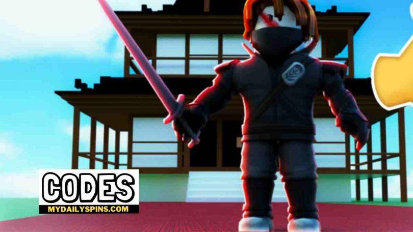 Roblox Ninja Simulator Codes list