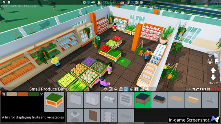 Retail tycoon 2 codes
