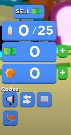 Boba simulator codes