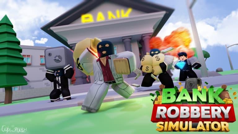 Bank Robbery Simulator