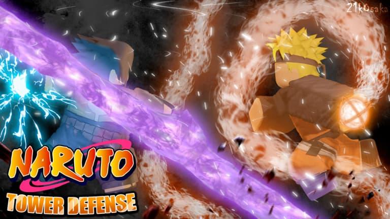 Naruto defense simulator