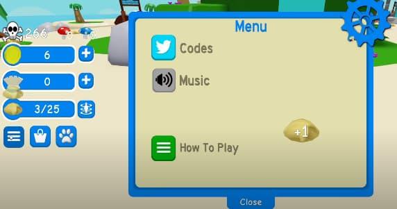 Sandcastle Simulator codes