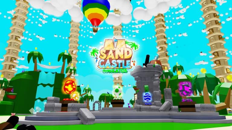 Sandcastle Simulator