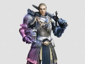 bless unleashed tier list Crusader-Human