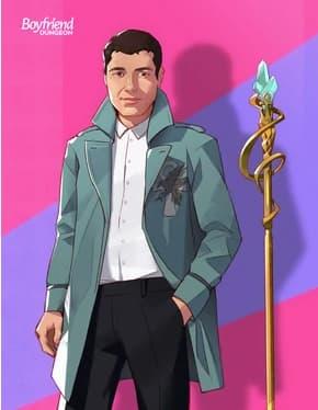boyfriend dungeon characters Vitas Varnas