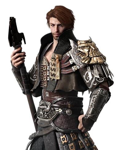 hunters arena legends characters Aiden