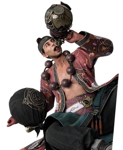 hunters arena legends characters Geonhong
