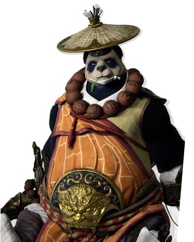 hunters arena legends characters Tau