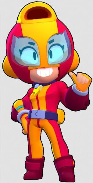 super city rampage best brawlers Max