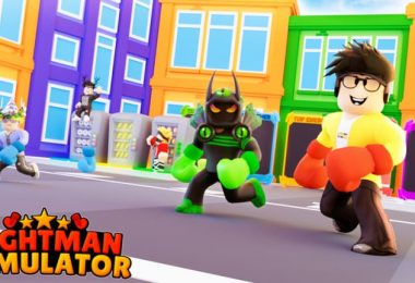 Fightman Simulator