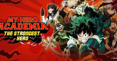My Hero Academia The Strongest Hero