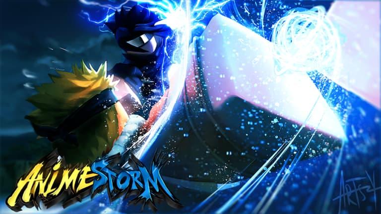 Anime Storm Simulator Codes