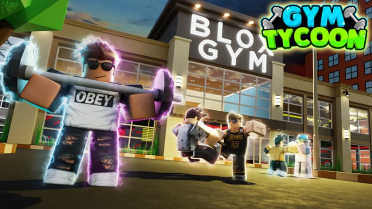 Gym Tycoon codes