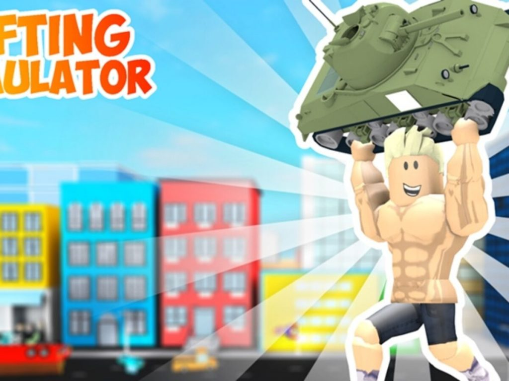 Strongman Simulator is one of the top roblox simulation games