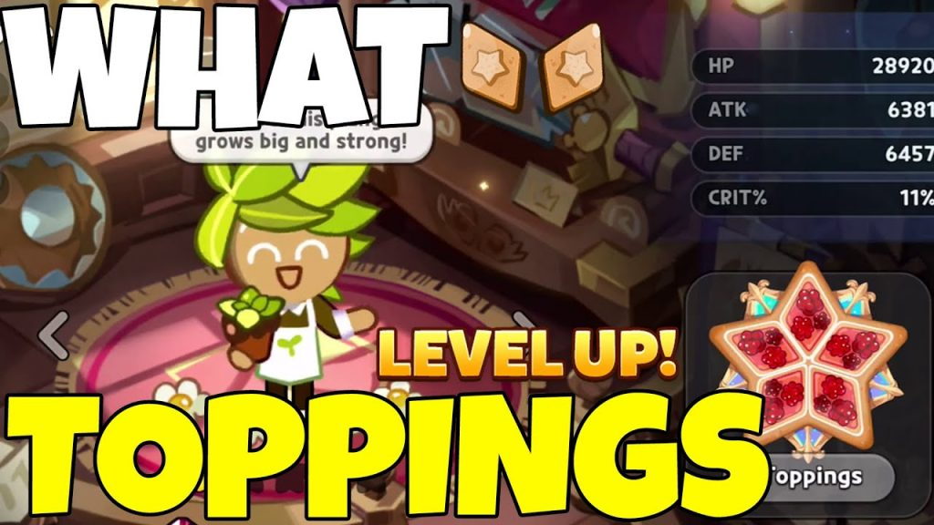 How to Farm Toppings Cookie Run Kingdom